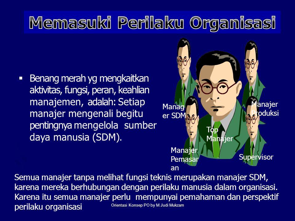 Manag er SDM Manajer Produksi Manajer Pemasar an Supervisor Top Manajer Semua manajer tanpa melihat fungsi teknis merupakan manajer SDM, karena mereka