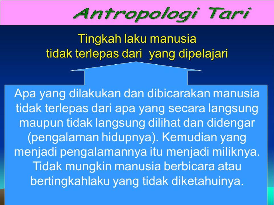 Sistem budaya (sistem nilai, gagasan, dan norma) Sistem sosial (kompleks aktivitas manusia dalam masyarakat) Artifak (kebudayaan fisik)