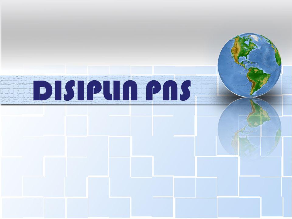 DISIPLIN PNS