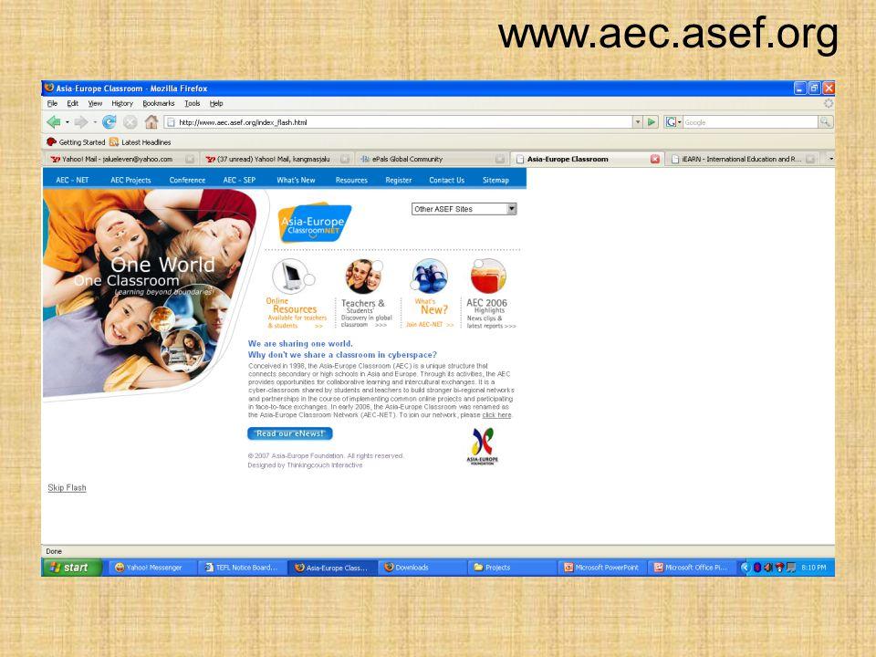 www.aec.asef.org