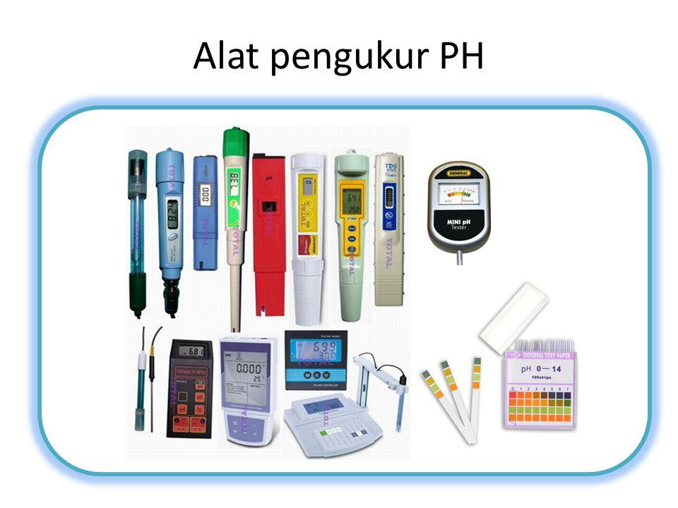 Alat pengukur PH