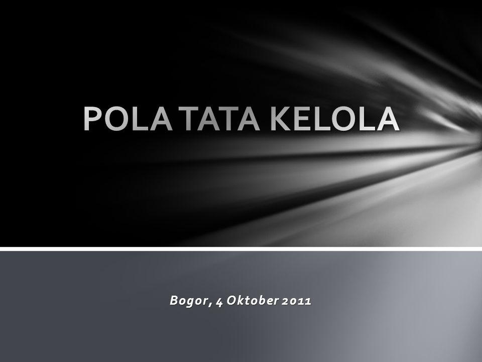 Bogor, 4 Oktober 2011