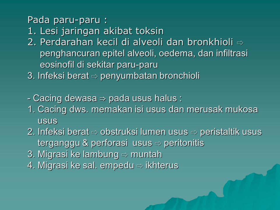 HETERAKIOSIS Penyebab : H. gallinarum