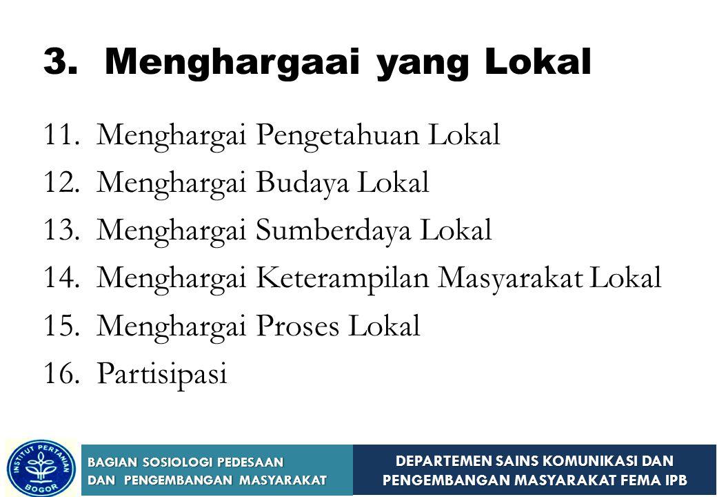 DEPARTEMEN SAINS KOMUNIKASI DAN PENGEMBANGAN MASYARAKAT FEMA IPB BAGIAN SOSIOLOGI PEDESAAN DAN PENGEMBANGAN MASYARAKAT 2. Prinsip-Prinsip Keadilan Sos