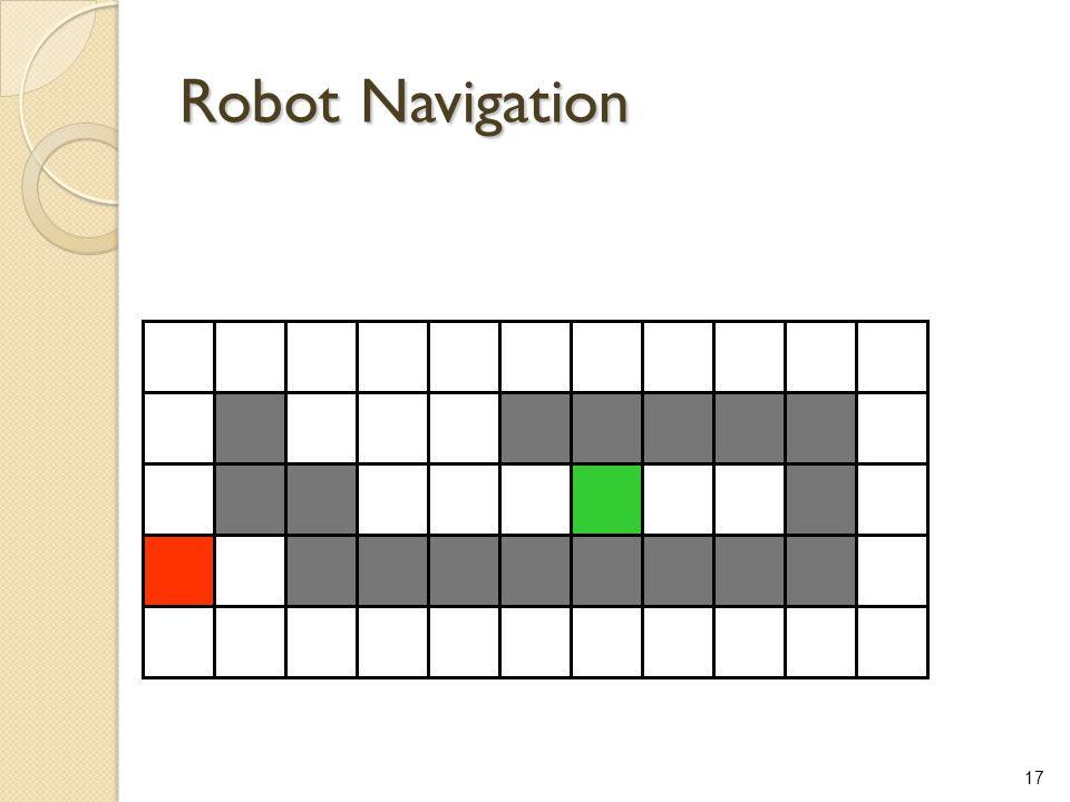 17 Robot Navigation