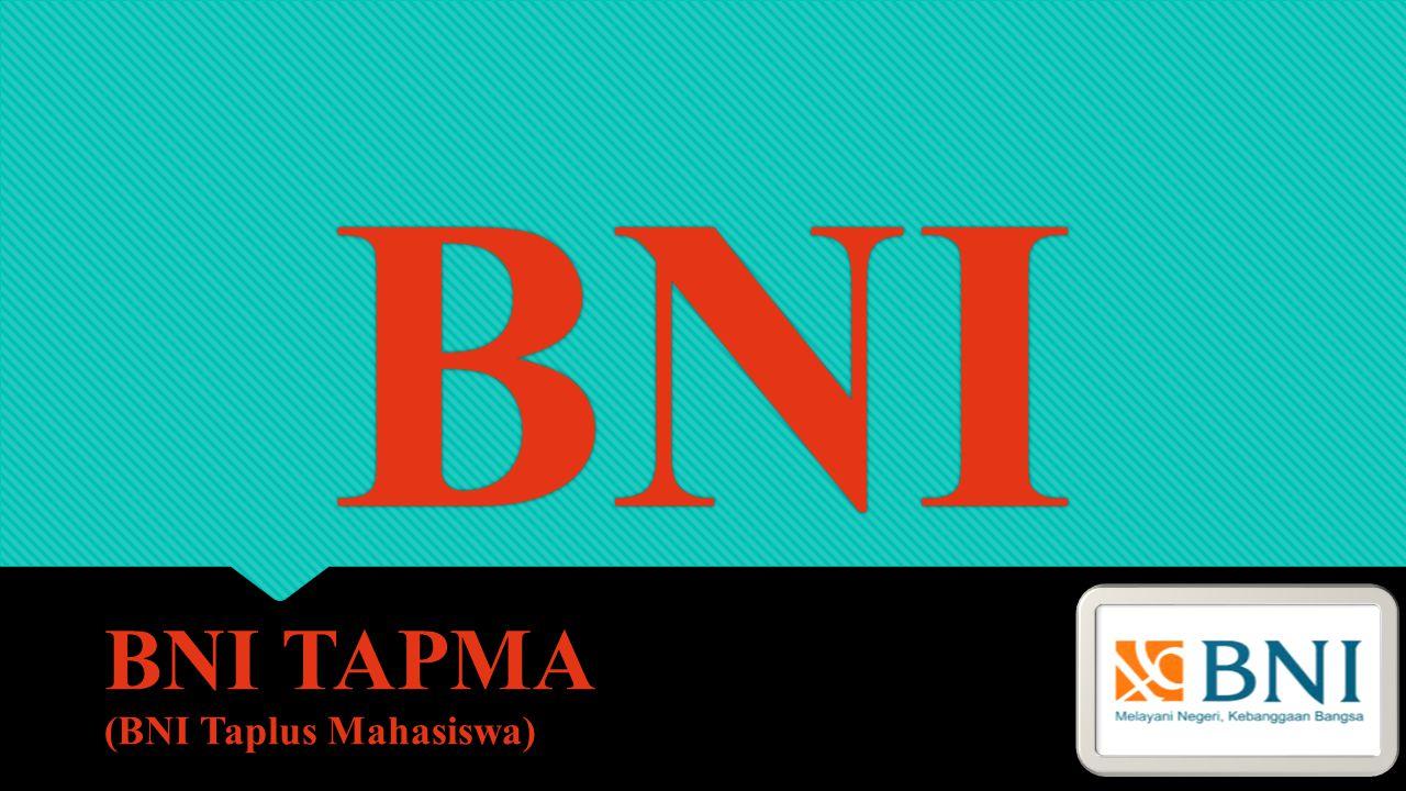 BNI BNI TAPMA (BNI Taplus Mahasiswa)