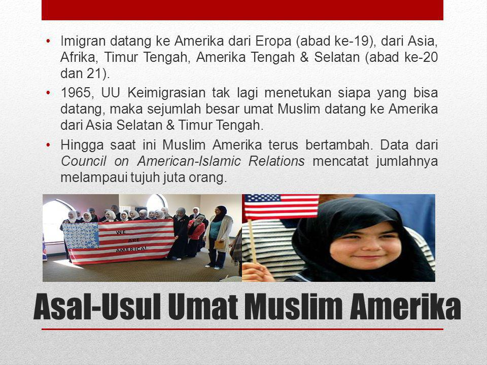 Pandangan Publik Amerika Terhadap Islam Pusat Riset Pew, Forum Agama dan Kehidupan Publik Pew: 44% orang AS memandang buruk Islam.