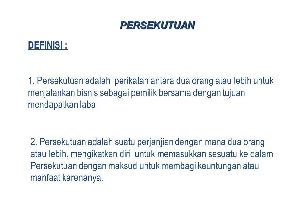 Persekutuan A2 Laporan Neraca 1 Maret 200X (dalam ribuan) AssetsLiabilities Kas Rp 30.000.