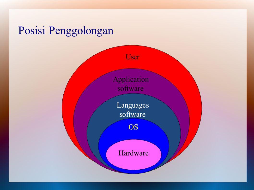  Komunikasi : pertukaran informasi, dapat dilaksanakan melalui shared memory atau message passing.