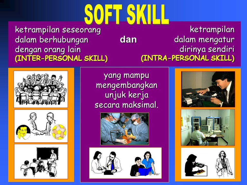 2.Perlukah mahasiswa ditingkatkan Soft Skills nya.