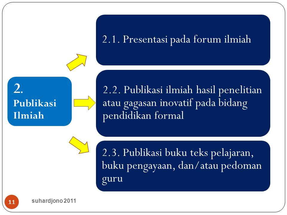 11 2. Publikasi Ilmiah suhardjono 2011