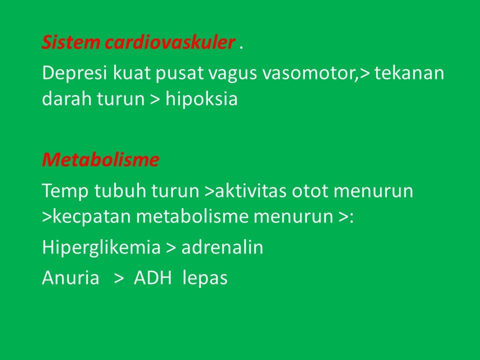 Sistem cardiovaskuler.