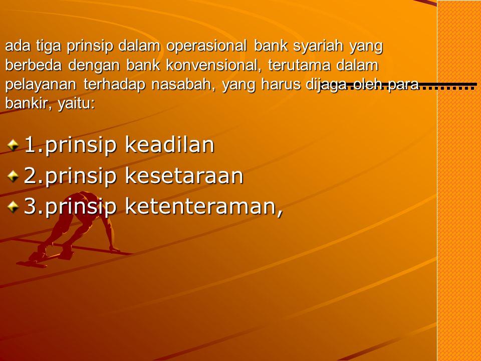 ada lima faktor yang memicu perkembangan perbankan syariah di Indonesia, sekaligus menjadi pembeda antara perbankan syariah dan perbankan konvensional
