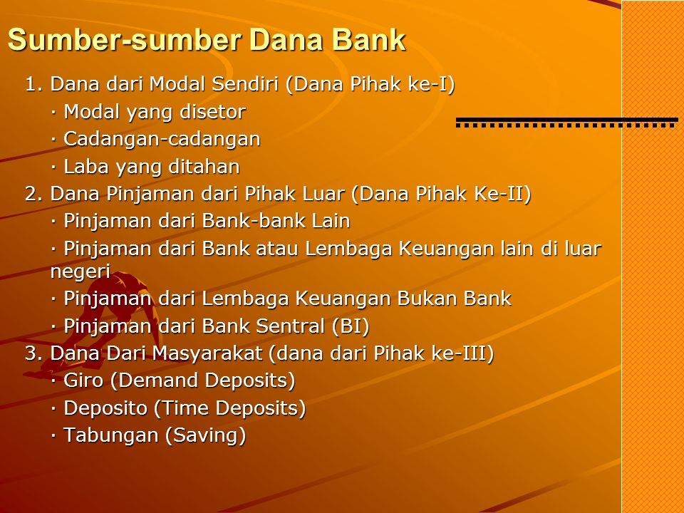 Disamping itu perbankan juga melakukan kegiatan jasa-jasa pendukung lainnya. Jasa perbankan lainnya antara lain meliputi: Jasa Pemindahan Uang (Transf