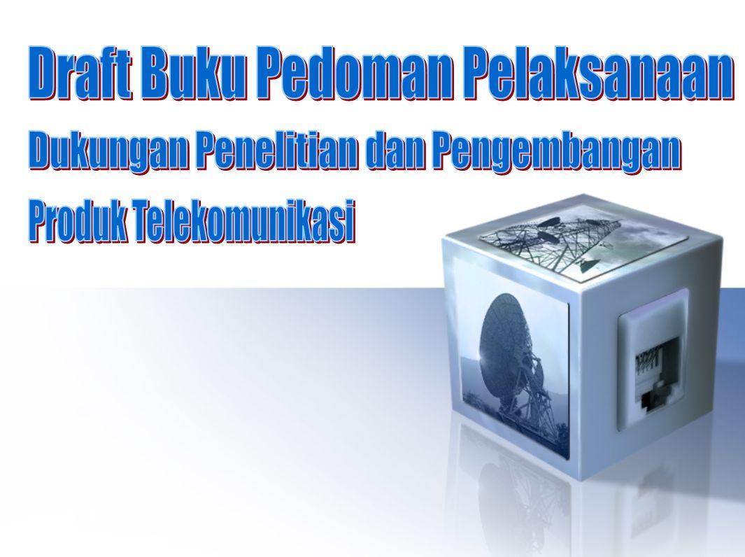 PERJALANAN DINAS DALAM NEGERI (Evaluasi Progress Report) Program Dukungan Penelitian dan Pengembangan Produk Telekomunikasi Perjalanan selama 2 hari ke kota: Bandung Semarang Yogyakarta Surabaya Makassar