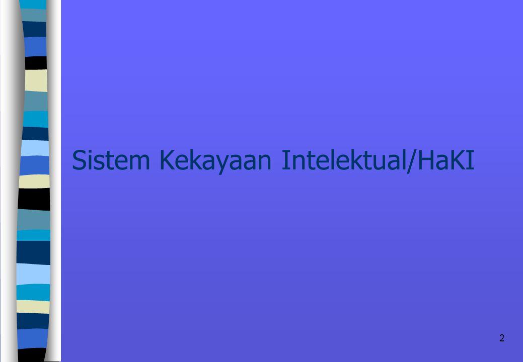 2 Sistem Kekayaan Intelektual/HaKI