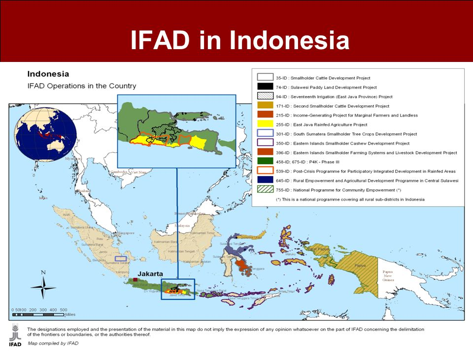 IFAD in Indonesia