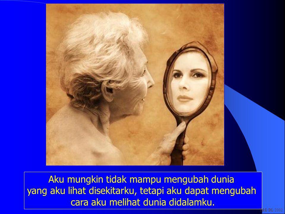 Created by Didiet D.Laksmana TE&D/2002 Ditengah kesukaran terletak kesempatan. Albert Einstein T&E/DL/2002