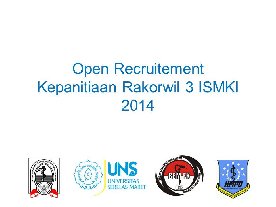 Apa itu Rakorwil 3 ISMKI? Rapat Koordinasi Wilayah 3 Ikatan Senat Mahasiswa Kedokteran Indonesia