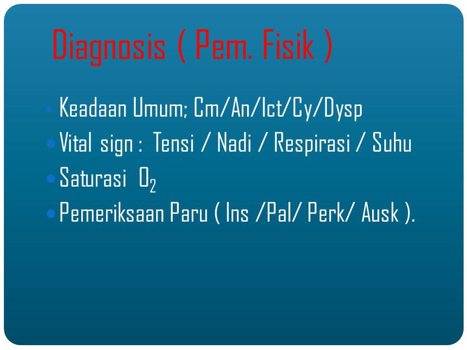 Diagnosis ( Pem.Fisik ).....