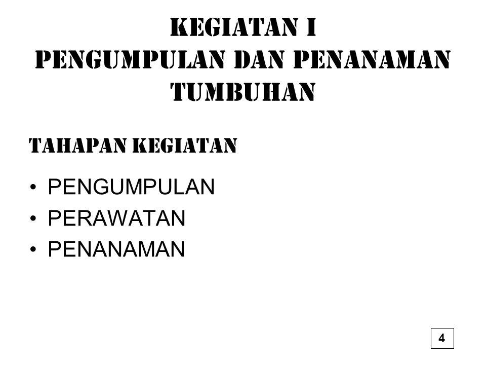 PENGUMPULAN Pengumpulan bibit menggunakan kekuatan utama adalah mahasiswa baru, mahasiswa baru dipilih selain alasan mempermudah koordinasi juga akan menjadi trade mark Univeritas Muhammadiyah Malang dalam kepeduliannya terhadap lingkungan.