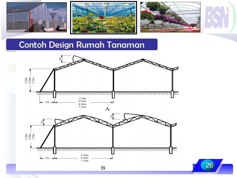 26 Contoh Design Rumah Tanaman