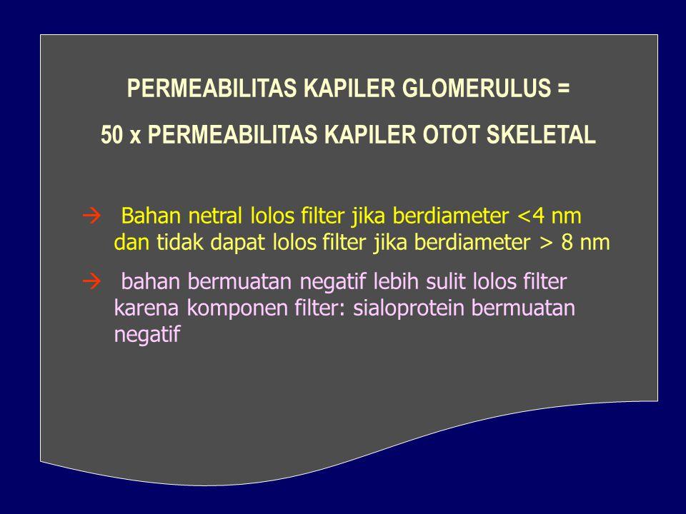 DEHIDRASI  plasma lebih pekat HIPOPROTEINEMIA  tekanan hidrostatik kapiler lebih tinggi