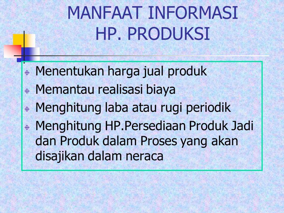 MANFAAT INFORMASI HP.