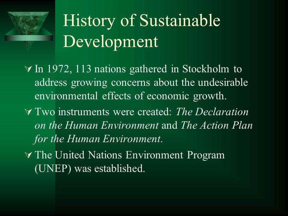 Landasan konsepsional & Prinsip/ Asas PPembangunan berkelanjutan (sustainable development)diintroduksi WCED 1987 Our Common Future Komisi Bruntland