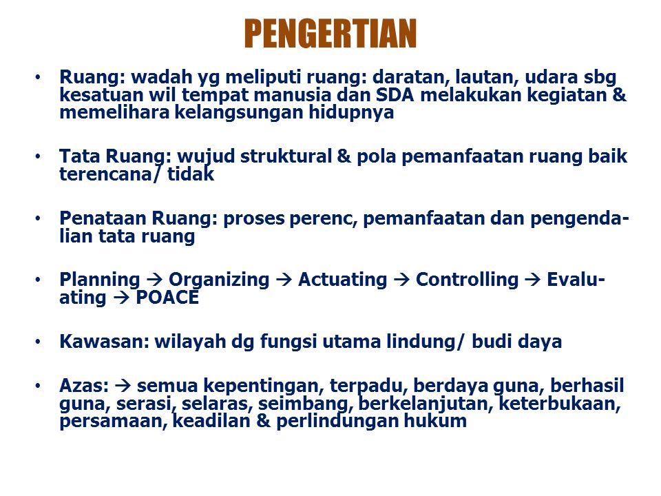 """SELAMAT DATANG Jangan bunuh alam ini ! """"Pengolahan SDA di Indonesia dilakukan tanpa mempertimbangkan batas ambang kemampuan hi-dup SDA itu sendiri"""" (R"""