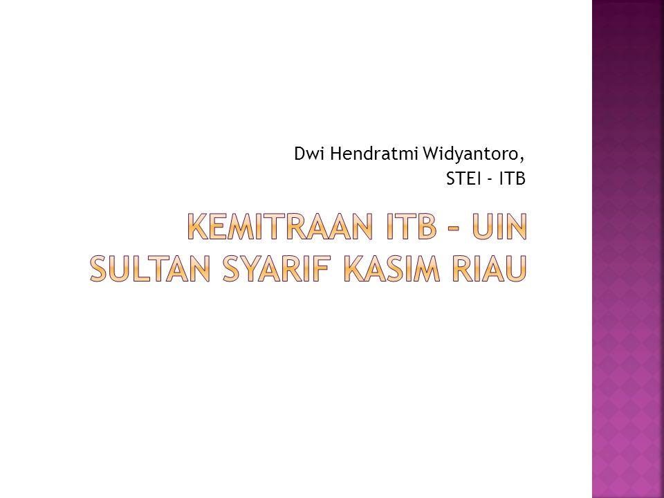 Dwi Hendratmi Widyantoro, STEI - ITB
