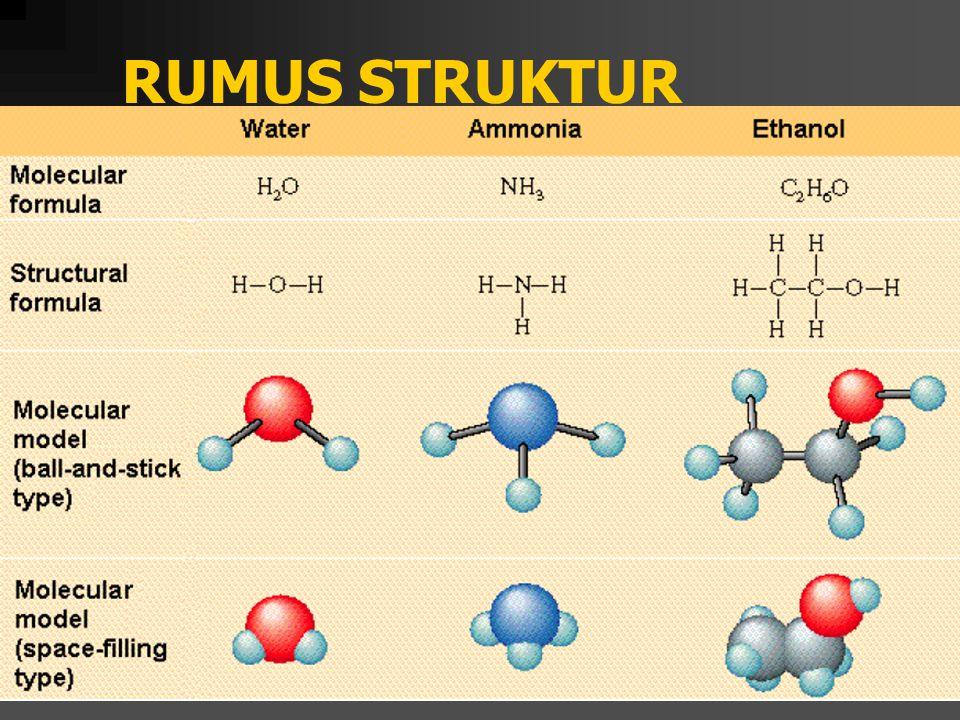 RUMUS STRUKTUR