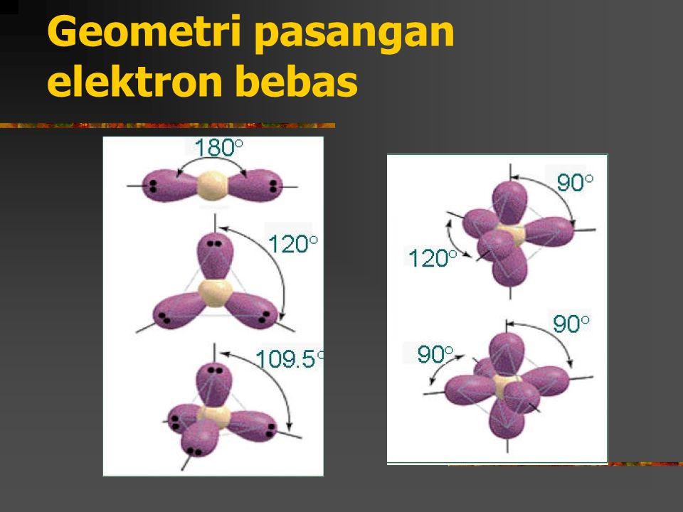 Geometri pasangan elektron bebas