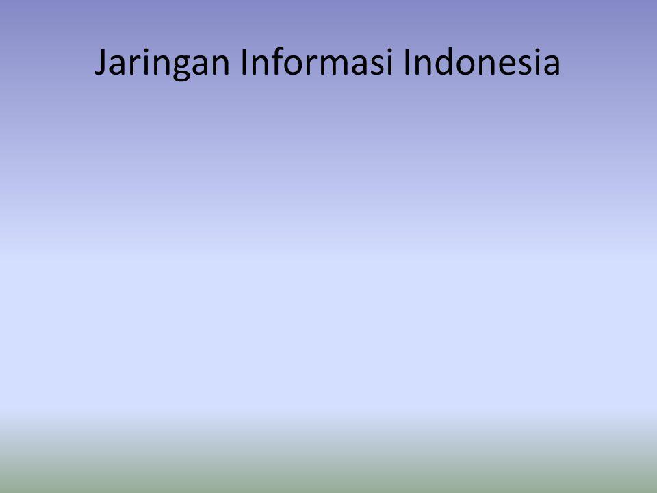 Jaringan Informasi Indonesia