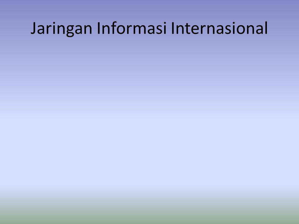 Jaringan Informasi Internasional