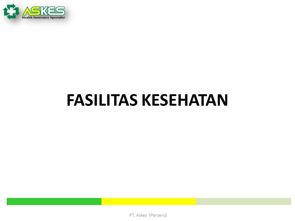 PT. Askes (Persero) FASILITAS KESEHATAN