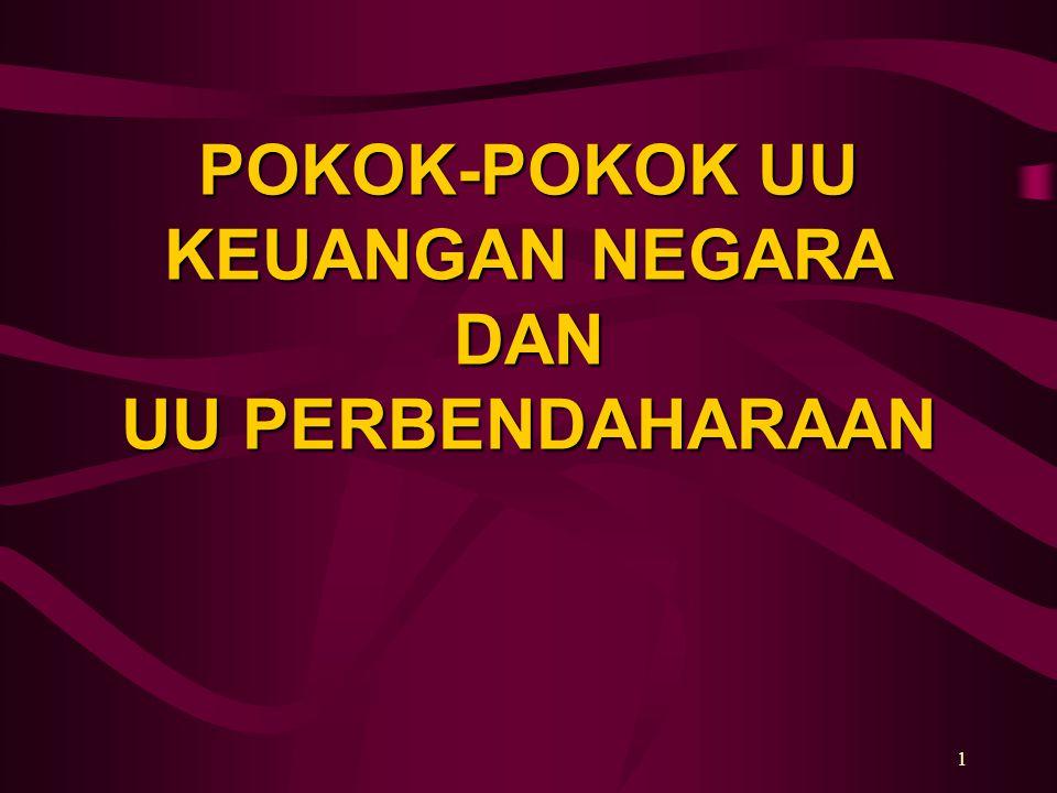 72 Struktur Rekening Kas Umum Negara Bank Indonesia Rekening Kas Umum Negara Rekening OperasionalRekeningPembiayaan Rekening Simpanan Sub Rekening di KPPN Sub Rekening di KPPN Sub Rekening di KPPN