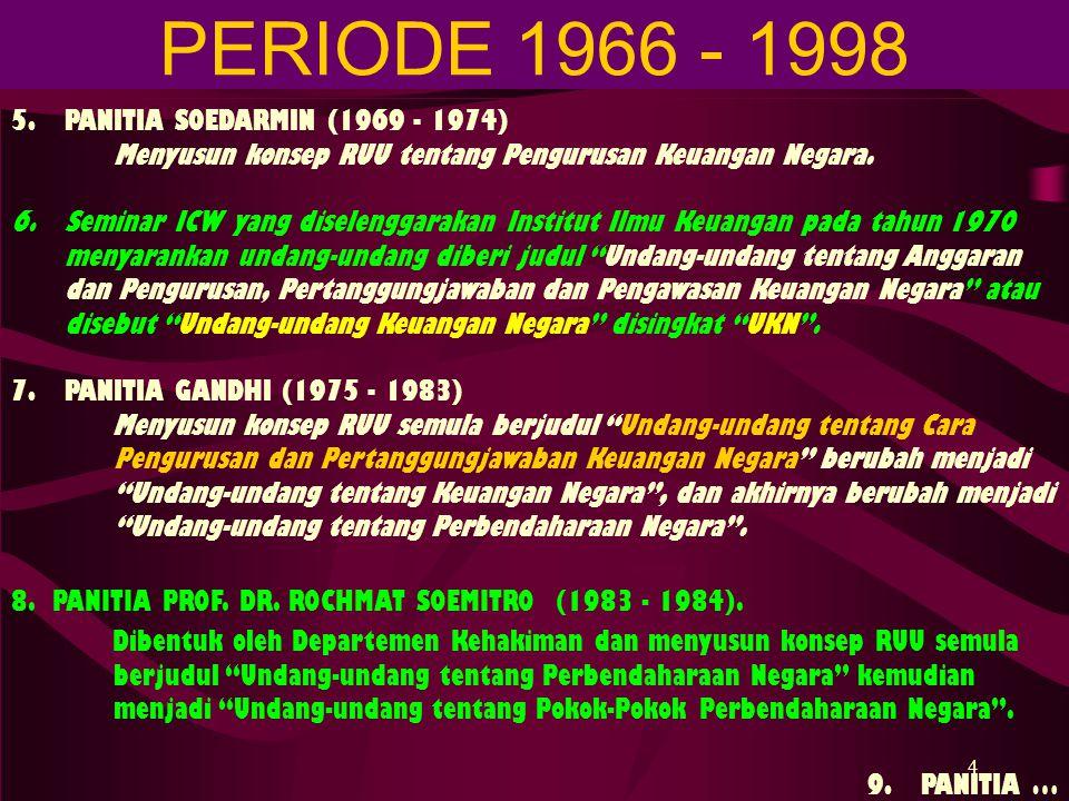 105 Pelaksanaan Penggantian SBI dengan SUN Pasal 71 UUPN Pemberian bunga dan/atau jasa giro mulai dilaksanakan pada saat penggantian Sertifikat Bank Indonesia (SBI) dengan Surat Utang Negara (SUN) sebagai instrumen moneter.
