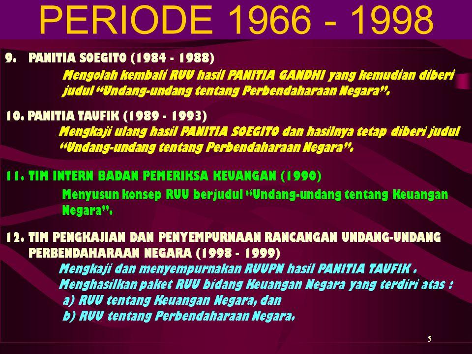 6 13.TIM COUNTERPART RUU BPK-RI (1999 - 2000).