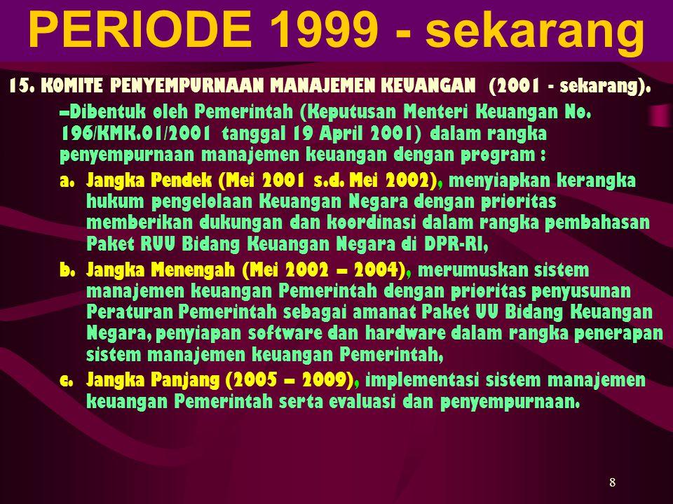 79 Pemindahtanganan Barang Milik Negara Barang milik negara yang diperlukan bagi penyelenggaraan tugas pemerintahan negara tidak dapat dipindahtangankan.
