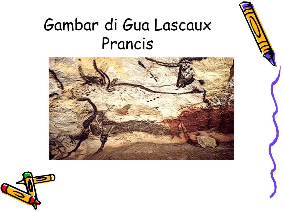 Gambar di Gua Lascaux Prancis