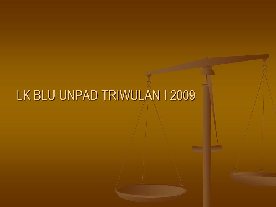 LK BLU UNPAD TRIWULAN I 2009