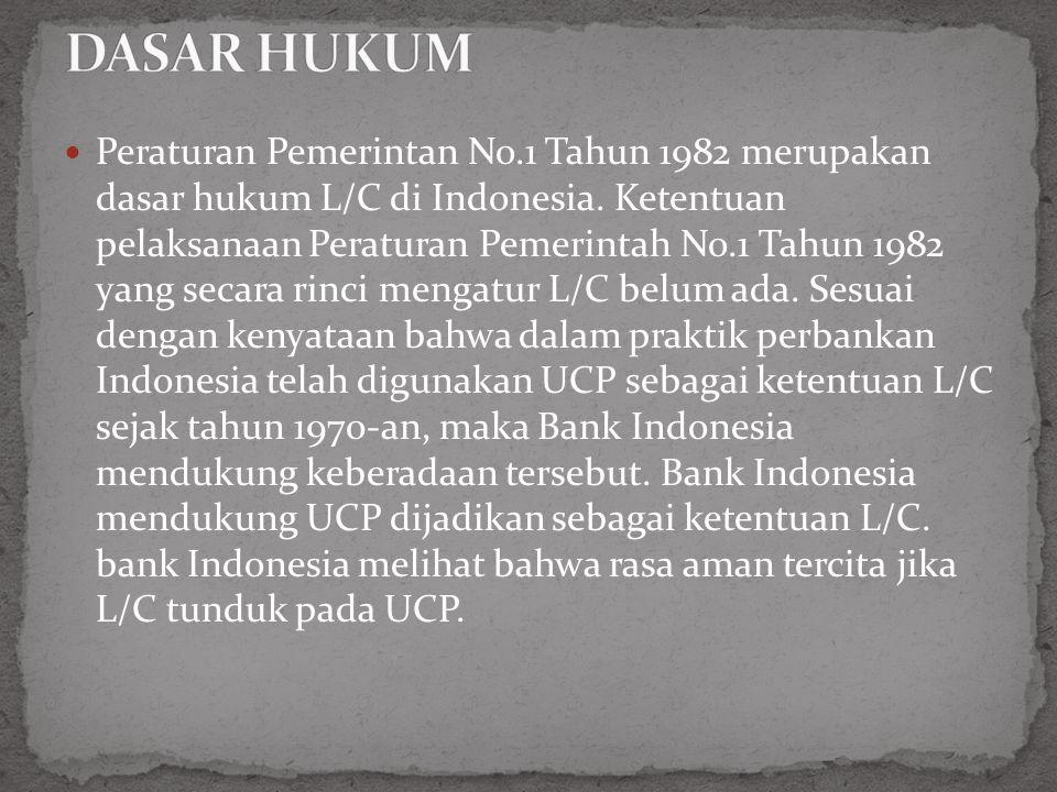Dalam kasus ini, Pengadilan Negri Jakarta pusat telah menerapkan prinsip pemisahan kontrak berdasarkan UCP 500, Artikel 3 atau UCP 600, Artikel 4, dan prinsip keterikatan pada dokumen berdasarkan UCP 500, Artikel 4 atau UCP 600, Artikel 5.