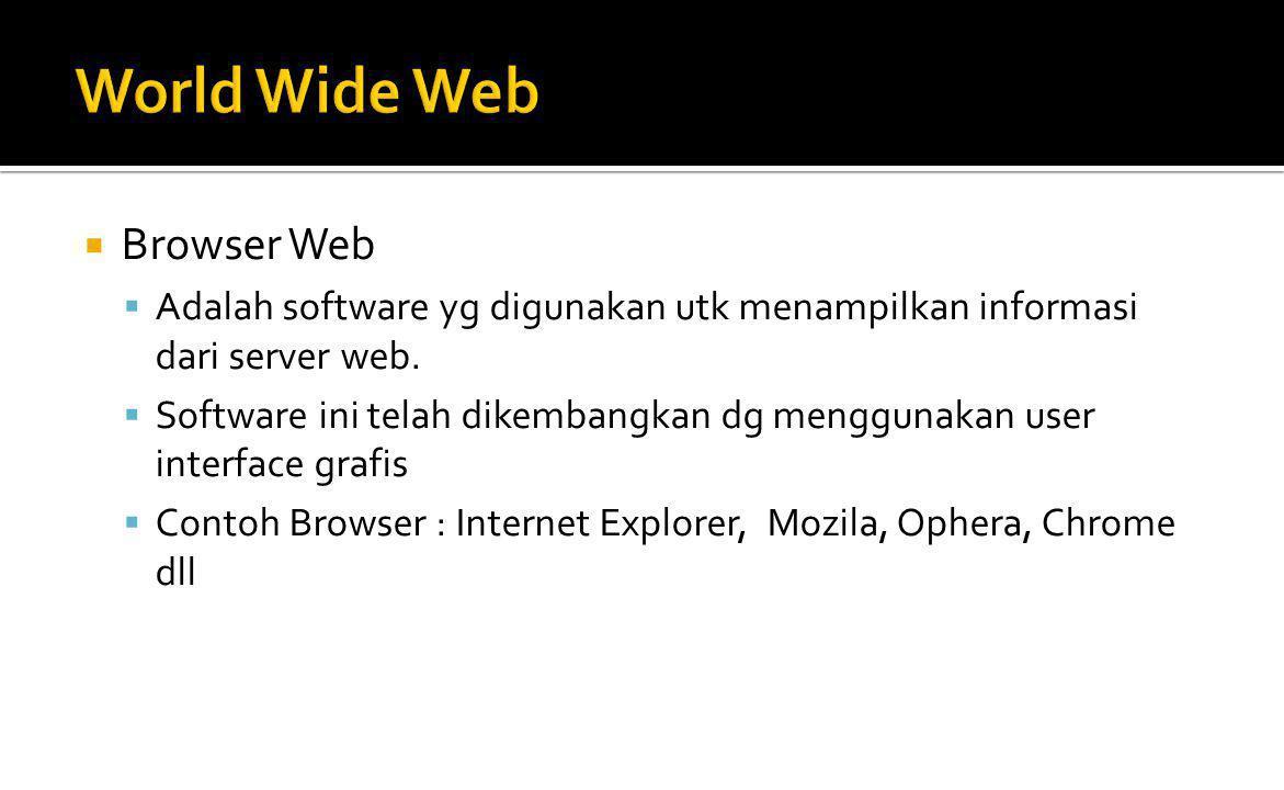  Apa saja yang dibutuhkan (SoftWare/Hardware)  Sebuah komputer dengan Windows, Mac atau Unix  Editor teks, notepad atau lainnya  Koneksi ke server web(kalau mungkin koneksi ke internet)  Browser web  Surfing internet, mencari ide dari apa yang dilihat cont… Contoh