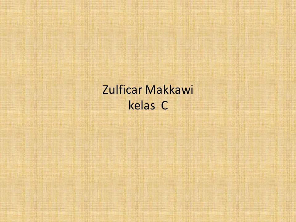 Zulficar Makkawi kelas C