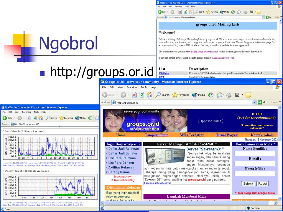 Ngobrol http://groups.or.id