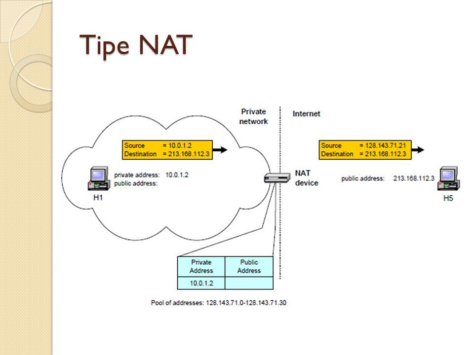 VLAN Virtual LAN (VLAN) merupakan fungsi logic dari sebuah switch Switch memisahkan suatu segmen jaringan secara logika sehingga menjadi beberapa jaringan virtual yang terhubung ke perangkat fisik yang sama Hanya dapat dilakukan pada manageable switch