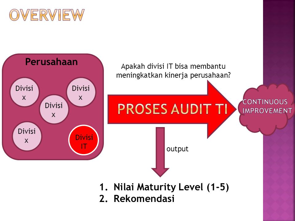 http://www.icisa.cag.gov.in 1.Planning 2. Definition of audit objectives and scope 3.