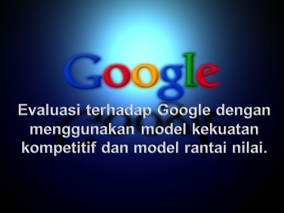 Menurut kami akan seberapa sukses kah Google dimasa depan.