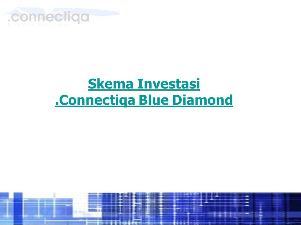 Skema Investasi.Connectiqa Blue Diamond